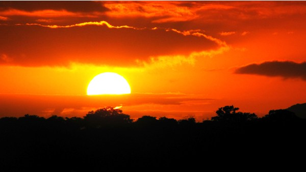 You will be awestruck by gorgeous African sunsets