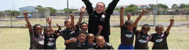 Sports Coaching & Physical Education Volunteering - Sports Volunteering Cape Town